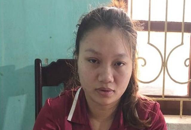 Đối tượng Nguyễn Thị Thu Hương.
