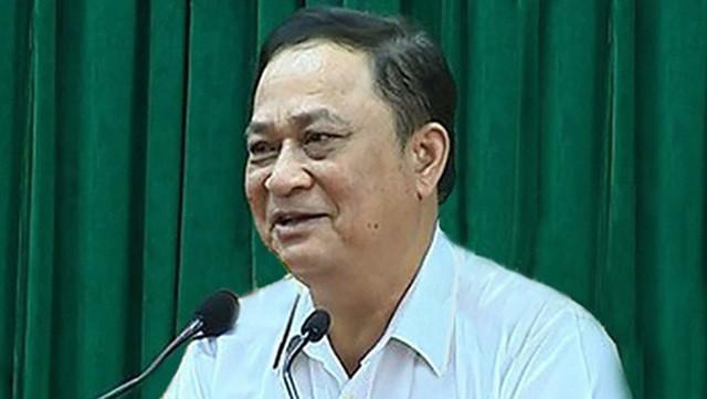 Cựu Thứ trưởng Bộ Quốc phòng Nguyễn Văn Hiến. (Ảnh tư liệu).