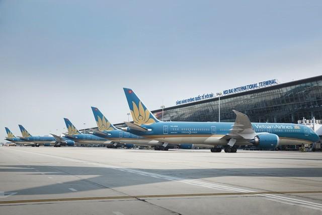 Các hãng hàng không chỉ được khai thác 1 ngày 1 chuyến trên một số đường bay đã được chỉ định