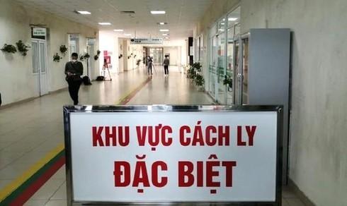Sức khoẻ của các bệnh nhân nặng tại Bệnh viện Bệnh Nhiệt đới Trung ương cơ sở Kim Chung đang có nhiều tiến triển