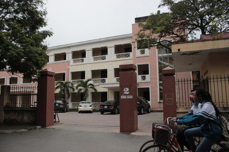 Trụ sở cũ UBND TP. Hải Dương. Ảnh: Internet