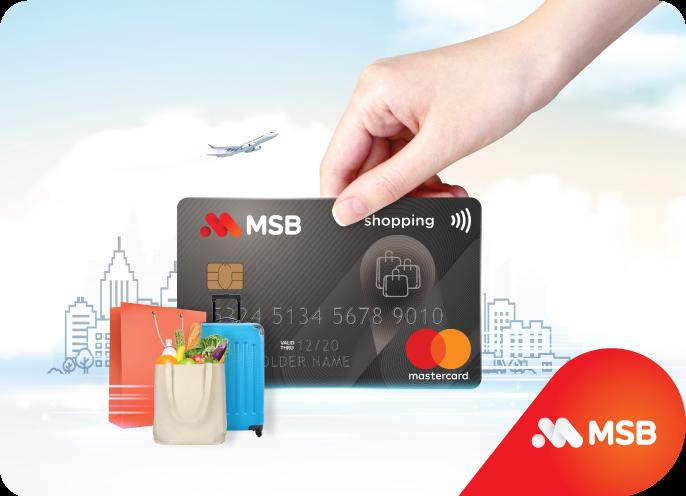 """Khi sở hữu thẻ Siêu Miễn Phí MSB Mastercard, khách hàng nhận được nhiều lợi ích """"siêu hời"""" không chỉ về phí mà còn là chuỗi ưu đãi """"khủng"""""""