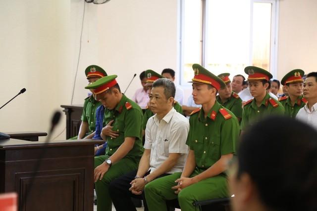 Bị can Nguyễn hồng Khanh.
