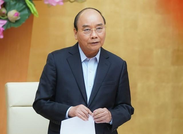 Thủ tướng cho biết, Chính phủ sẽ quyết định tiếp các biện pháp khi đến hạn ngày 15/4.