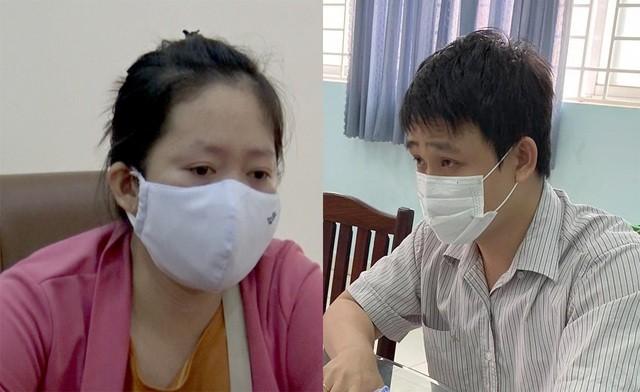 Hai vợ chồng Kiều, Việt