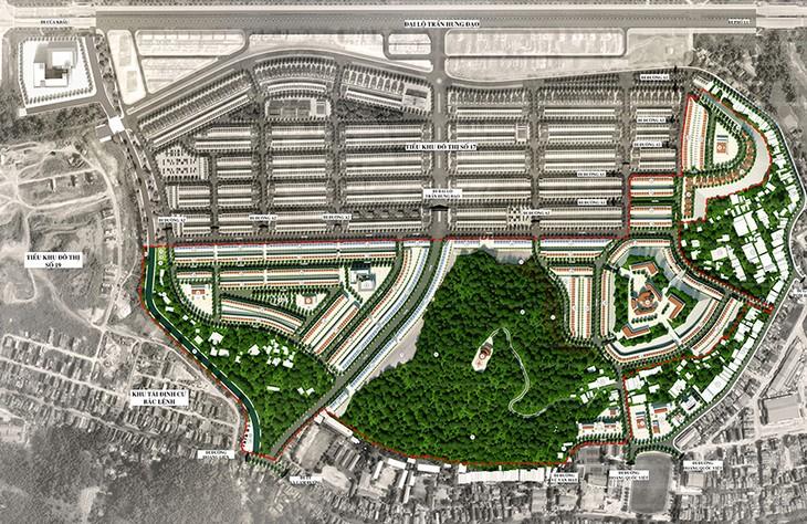 Dự án: Tiểu khu đô thị 24 (Kosy)