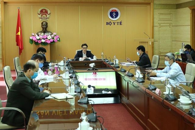 Sáng 15/4, Ban chỉ đạo quốc gia họp dưới sự chủ trì của Phó Thủ tướng Vũ Đức Đam.