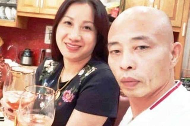 Vợ chồng Nguyễn Xuân Đường và Nguyễn Thị Dương