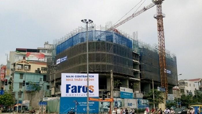 FLC Faros hiện là tổng thầu nhiều dự án lớn của FLC trên khắp cả nước.