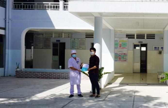 Bệnh nhân được công bố khỏi bệnh tại Bạc Liêu