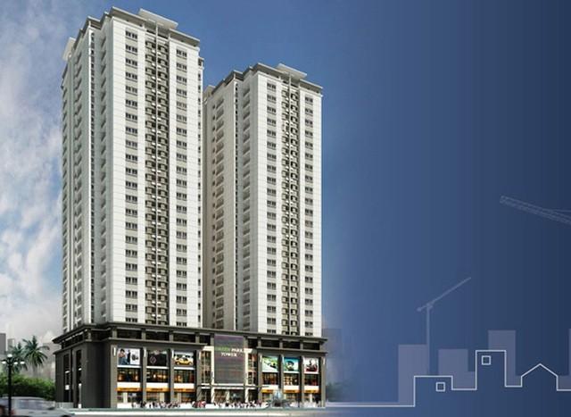 Nhà chung cư thương mại CT1 - CT2, khu đô thị Yên Hòa, quận Cầu Giấy, Hà Nội có khoảng 342 căn hộ, trong đó có 76 căn hộ công vụ của Chính phủ hiện do Bộ Xây dựng đang quản lý.