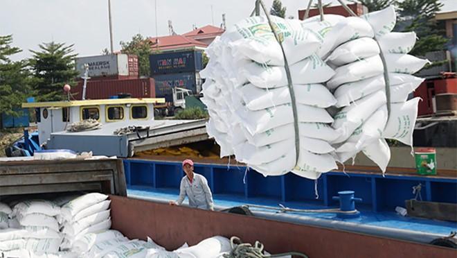 Thêm 57.000 tấn gạo được xuất khẩu
