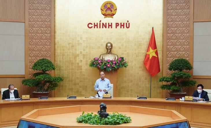 Thủ tướng yêu cầu bảo đảm kỳ nghỉ an toàn cho người dân. Ảnh: VGP