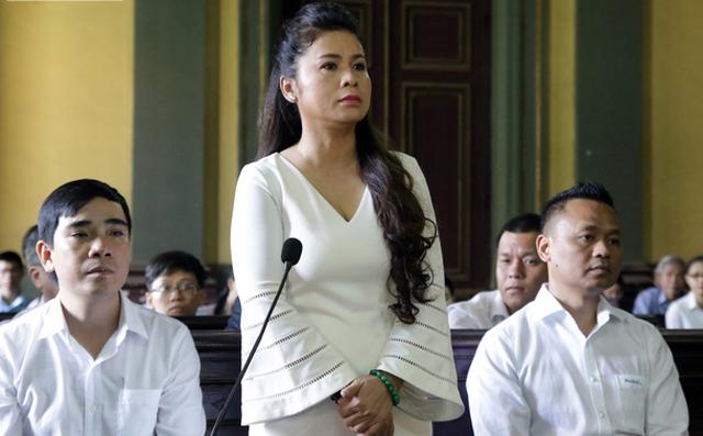 Cơ quan điều tra khởi tố theo đơn tố giác tội phạm của bà Thảo.