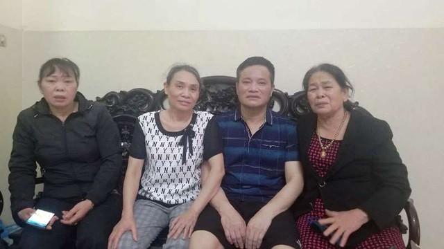 Vợ chồng ông Nguyễn Văn Lẫm và bà Phạm Thị Quyết được cho bảo lãnh tại ngoại trong thời gian gian chờ phiên toà phúc thẩm