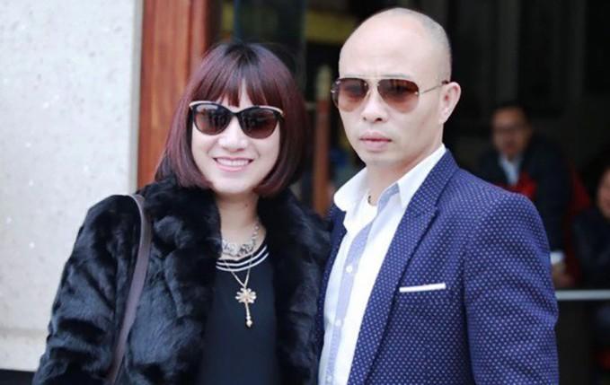 Vợ chồng Dương, Đường khi chưa bị bắt. Ảnh: Facebook nhân vật.