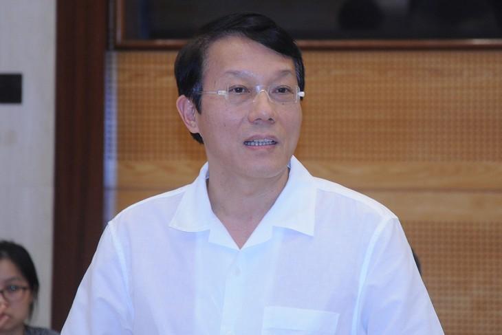 Trung tướng Lương Tam Quang, Thứ trưởng Bộ Công an.