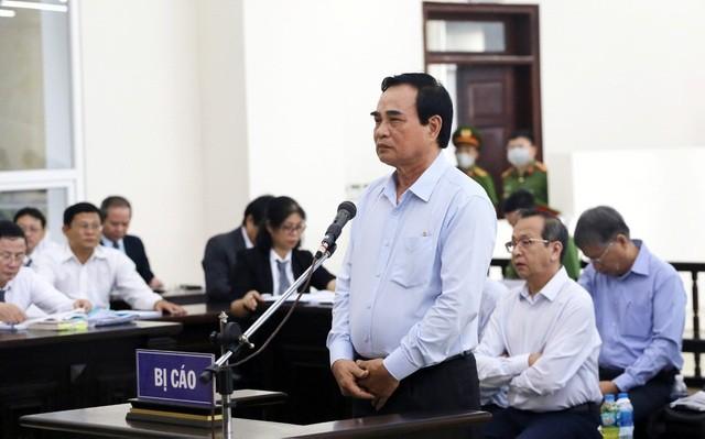 Bị cáo Văn Hữu Chiến.
