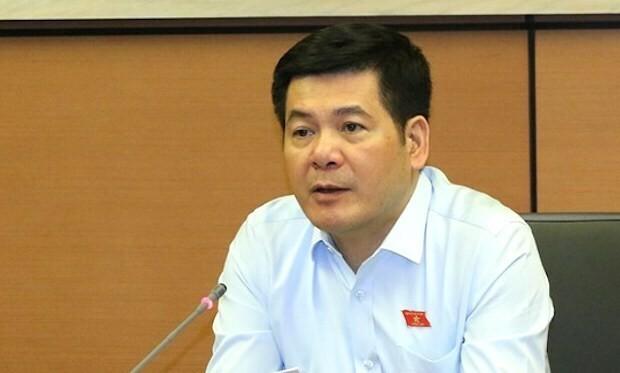 Ông Nguyễn Hồng Diên. Ảnh: Trung tâm báo chí Quốc hội