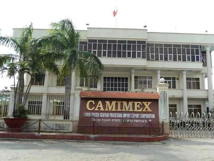 Doanh số Camimex tháng 4 tăng 86%