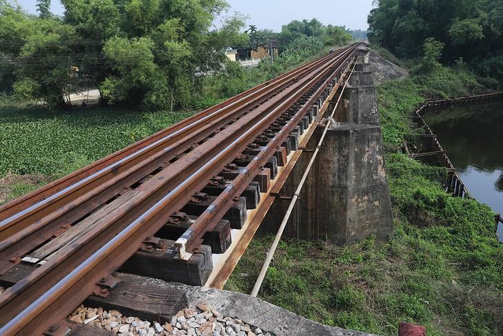 Cầu Ông Ngọ sẽ được cải tạo, nâng cấp để đảm bảo an toàn đường sắt.