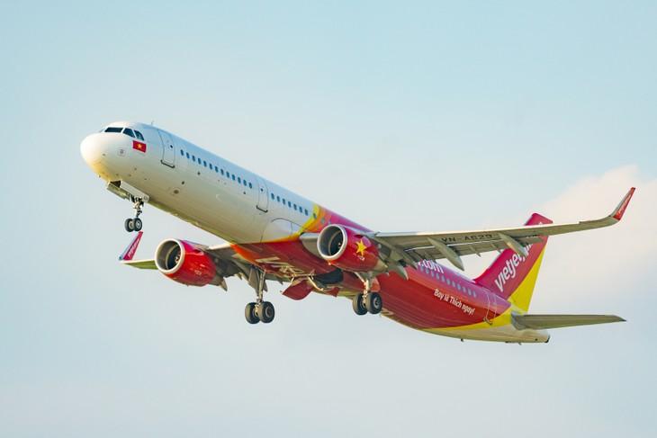 3 triệu vé siêu tiết kiệm chỉ từ 18.000 đồng cho tất cả 45 đường bay nội địa