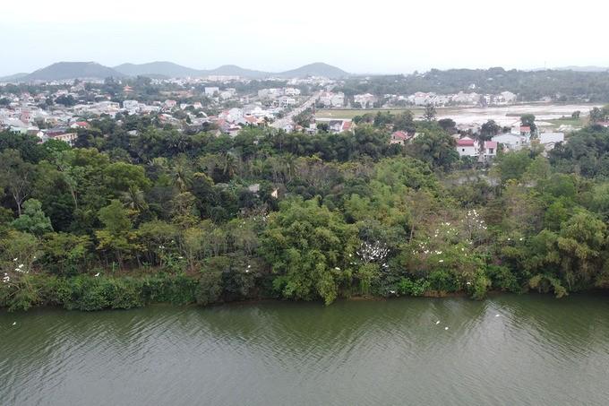 Tuyến đường dọc bờ nam sông Hương sẽ xây dựng với tổng kinh phí hơn 120 tỷ đồng