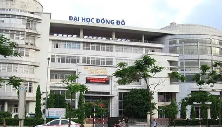 Trường Đại học Đông Đô.