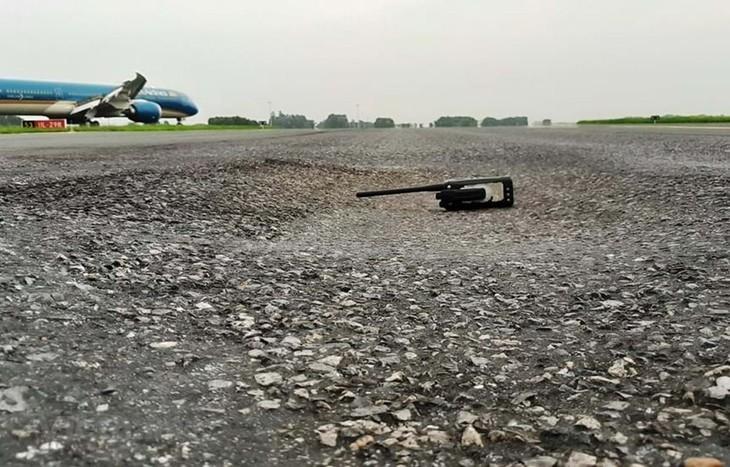 Triển khai xây dựng các dự án cải tạo, nâng cấp đường cất hạ cánh, đường lăn sân bay Nội Bài và sân bay Tân Sơn Nhất vào cuối tháng 6/2020. Ảnh chỉ mang tính minh họa. Nguồn Internet