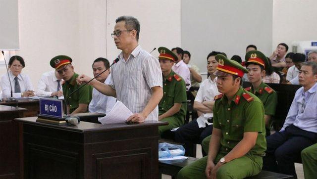 Bị cáo Khanh bị đề nghị mức án 12 năm tù.