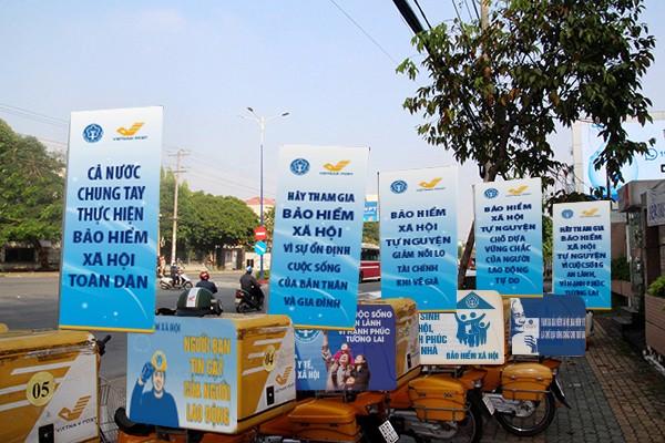BHXH Việt Nam tiếp tục phát động triển khai Tháng vận động triển khai BHXH