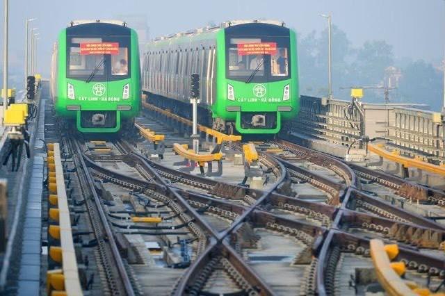 Dự án đường sắt Cát Linh - Hà Đông chưa biết khi nào mới có thể tiếp tục thi công do thiếu nhân sự Tổng thầu Trung Quốc