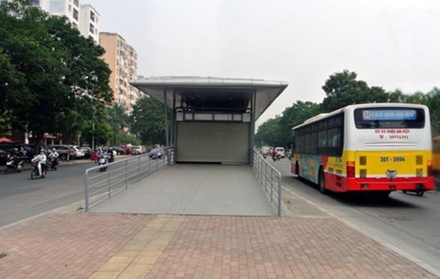 Hà Nội sẽ đồng bộ hóa nhà chờ xe buýt đạt tiêu chuẩn châu Âu