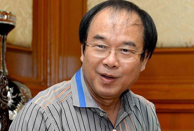 Cựu Phó Chủ tịch Thường trực UBND TPHCM Nguyễn Thành Tài lúc còn đương chức.