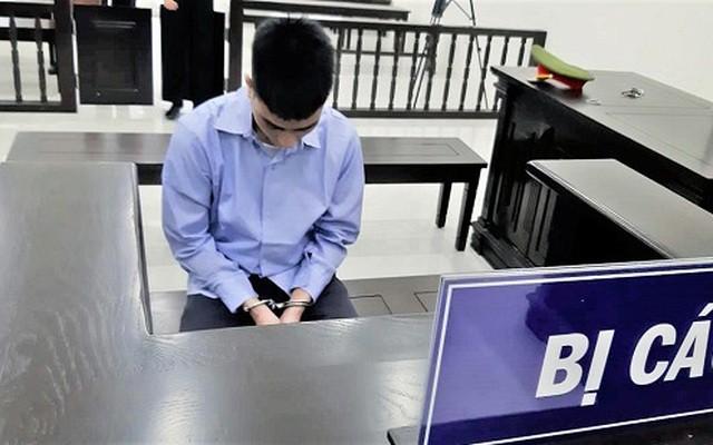 Bị cáo Nguyễn Văn Phố tại tòa.