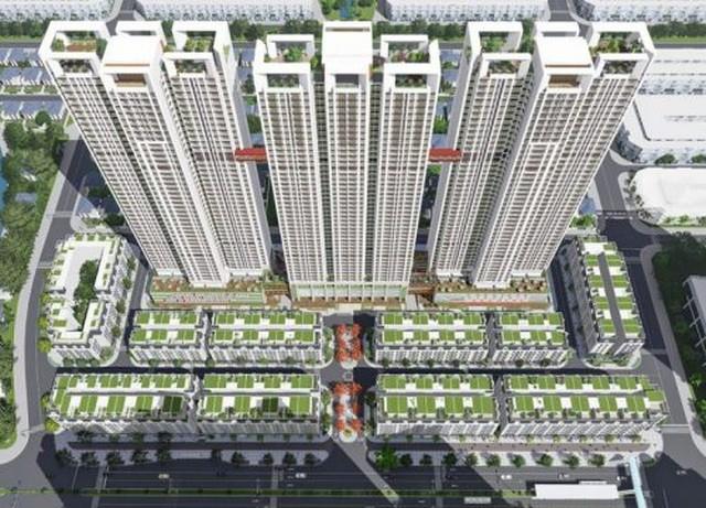Nhiều dự án nhà ở trên địa bàn Hà Nội đảm bảo về an ninh, quốc phòng được phép bán cho tổ chức, cá nhân nước ngoài.
