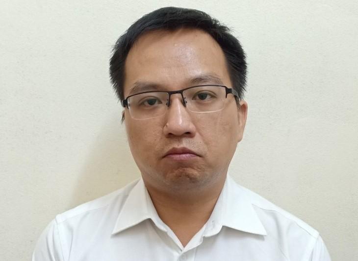 Bị can Phạm Chí Kiên