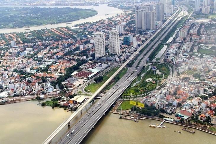 TP.HCM dự kiến sáp nhập 3 quận (gồm quận 2, 9 và Thủ Đức) để lập thành phố phía Đông