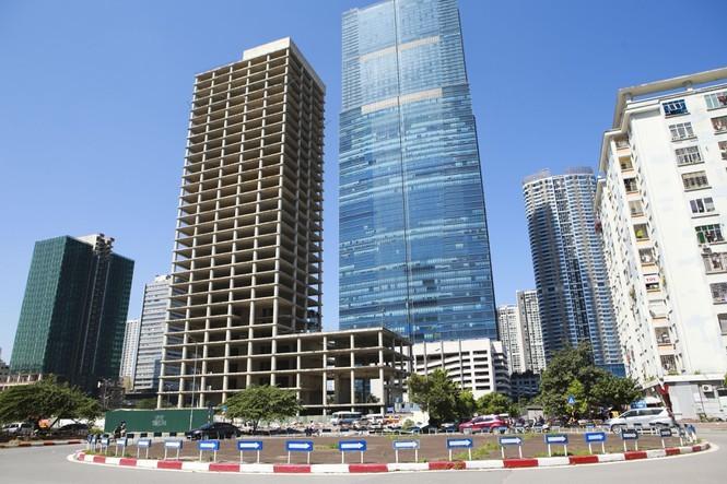 Lô đất 8.476 m2 tại 10E6 Khu đô thị mới Cầu Giấy (phường Mễ Trì, quận Nam Từ liêm, Hà Nội) được chủ trương chuyển nhượng nhưng VICEM chưa hoàn thành thủ tục.