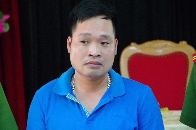 Đối tượng Nguyễn Mạnh Hà, Phó Chủ tịch UBND xã Lũng Thầu, huyện Đồng Văn.