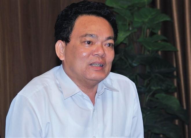 Ông Phạm Tiến Hưng, Phó chủ tịch UBND huyện Nghi Xuân bị đề nghị kỷ luật. Ảnh: Cổng thông tin huyện Nghi Xuân.
