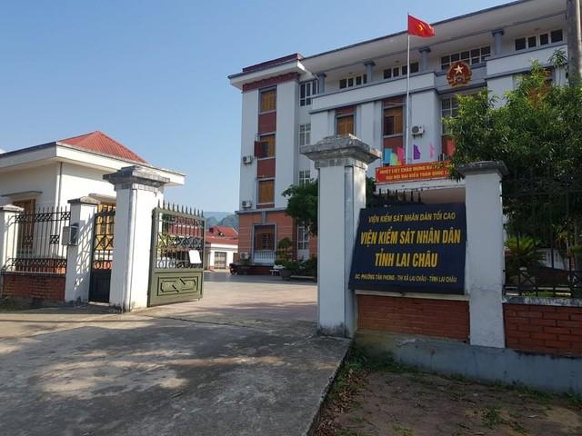 Trụ sở VKSND tỉnh Lai Châu.