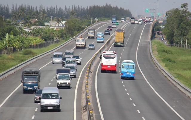 Cao tốc TPHCM - Trung Lương