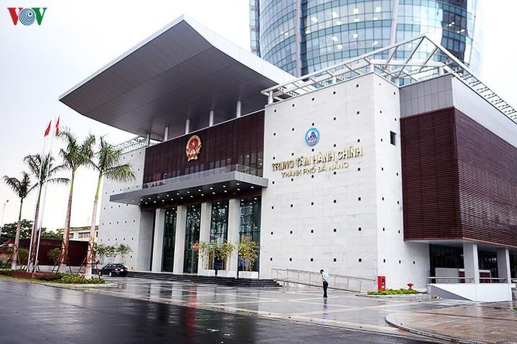 (Ảnh minh họa: Trung tâm hành chính TP Đà Nẵng)