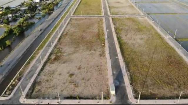 Dự án Khu dân cư xã Đông Lâm, huyện Tiền Hải, tỉnh Thái Bình.