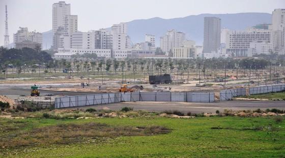 Một góc sân bay Nha Trang cũ đã được đầu tư