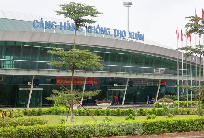 Sân bay Thọ Xuân tương lai sẽ được nâng cấp lên thành cảng hàng không quốc tế.