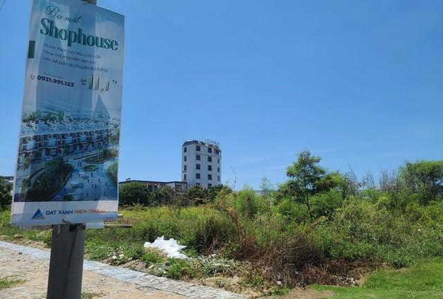 Khu đất ký hiệu A2.1 Khu dân cư Làng cá Nại Hiên Đông