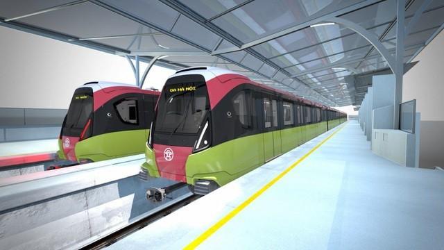 Dự án Đường sắt đô thị Nhổn - ga Hà Nội 10 năm thi công vẫn chưa hoàn thành