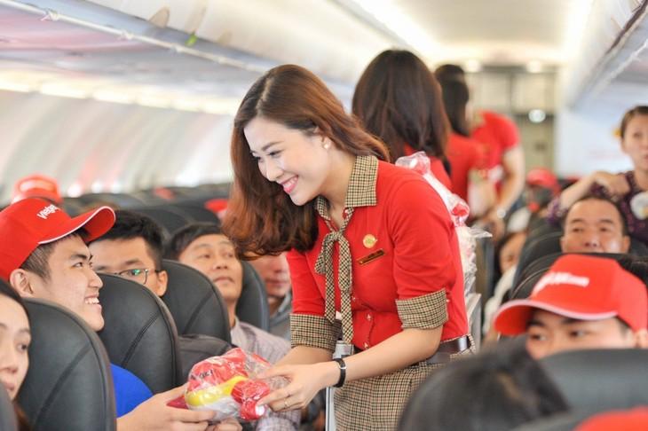 Vietjet mở bán vé siêu khuyến mại chỉ từ 35.000 đồng trên 13 đường bay nội địa tại Thái Lan